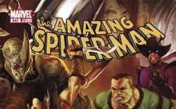 Amazing Spider-Man (1999) #643