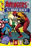 Avengers (1963) #22 cover