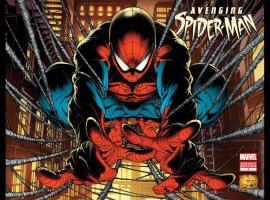 Avenging Spider-Man (2011) #1, Quesada Variant