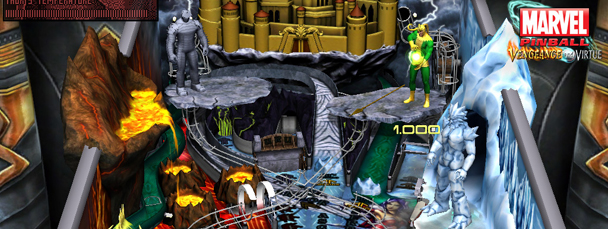 Marvel Pinball: Thor Now on iOS & Android
