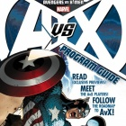 Read the Avengers Vs. X-Men Program for Free