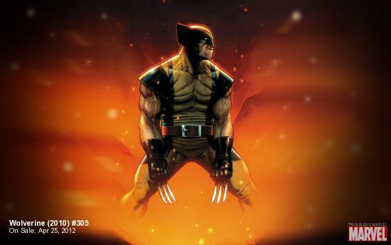 Wolverine (2010) #305