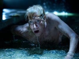 Rhys Ifans stars as Curt Connors/The Lizard in The Amazing Spider-Man