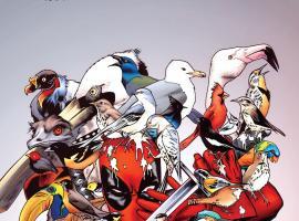 Uncanny X-Men (2013) #1 variant cover by Stuart Immonen