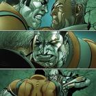 Cable & X-Force: Rap Sheet - Colossus