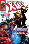 Uncanny X-Men (1963) #368 Cover