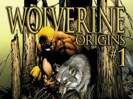 Wolverine Origins (2006) #1