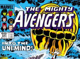Avengers (1963) #247 Cover