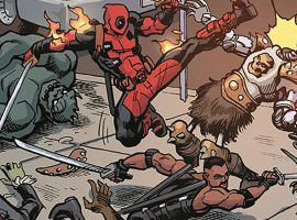 Pick Up Deadpool: The Gauntlet