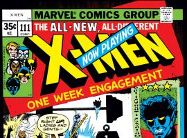 Uncanny X-Men (1963) #111 Cover
