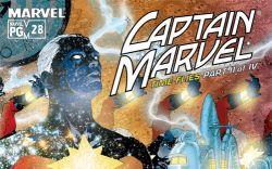 Captain Marvel (2000) #28