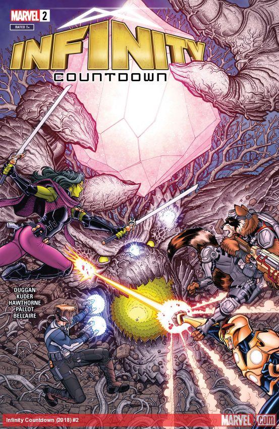 Infinity Countdown (2018) #2