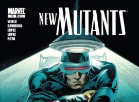 NEW MUTANTS #10 COVER BY Adam Kubert