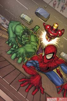 Marvel Triple Action (2009) #3