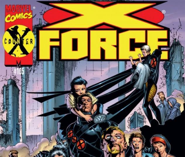 X-Force #105