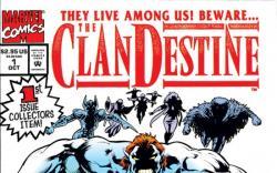 Clandestine #1
