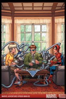 Marvel Adventures Spider-Man #33