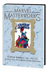 Marvel Masterworks: Captain America Vol. 3 Variant (Hardcover)