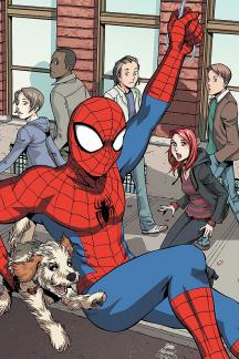 Spider-Man Loves Mary Jane (2005) #7