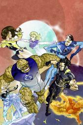 Ultimate X-Men/Fantastic Four #1