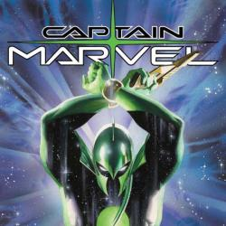 CAPTAIN MARVEL VOL. I TPB COVER