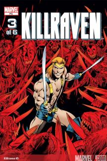 Killraven (2002) #3