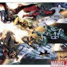 Image Featuring Nova, Silver Surfer, Ronan the Accuser, Quasar (Wendell Vaughn), Beta-Ray Bill