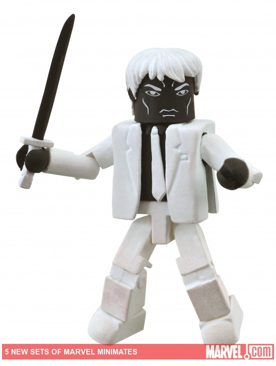 Mr. Negative Minimate by Diamond Select