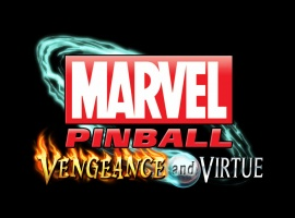 Marvel Pinball: Vengeance and Virtue logo