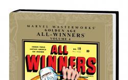 Marvel Masterworks: Golden Age All-Winners Vol. 4 (2011) #1