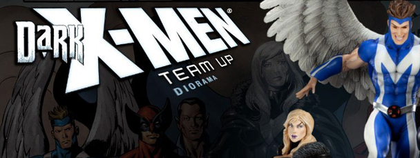 Sideshow Dark X-Men