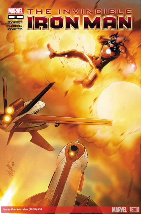 Invincible Iron Man (2008) #31