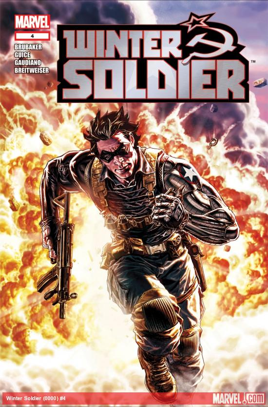 Winter Soldier (2012) #4