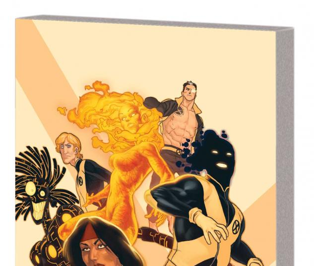 NEW MUTANTS VOL. 6: DE-ANIMATOR TPB