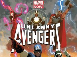 First Look: Uncanny Avengers #1 Acuña Variant