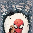 Superior Spider-Man #5 cover by Giuseppe Camuncoli