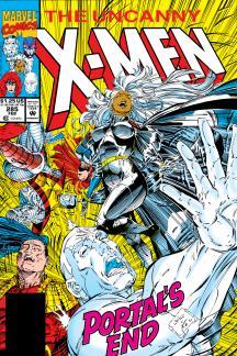 Uncanny X-Men #285