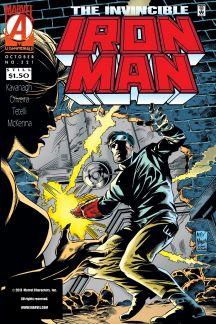 Iron Man #321