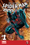 SPIDER-MAN 2099 1 (ANMN, WITH DIGITAL CODE)