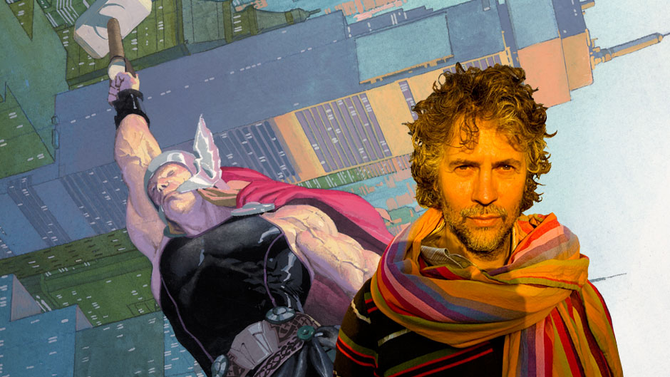 The Marvel Life: Wayne Coyne (photo by J. Michelle Martin Coyne)