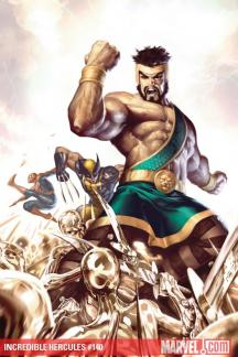 Incredible Hercules (2008) #140