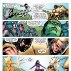 FANTASTIC FORCE #1 preview page