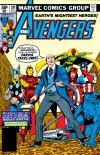 AVENGERS #201 COVER