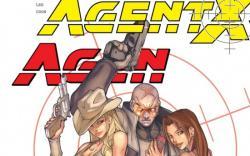Agent X #4