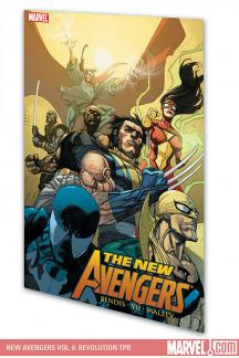 New Avengers Vol. 6: Revolution (Trade Paperback)