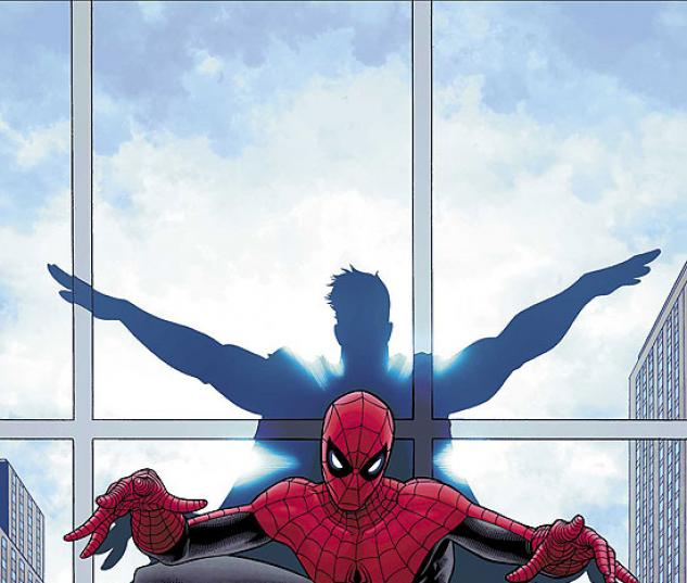 MARVEL KNIGHTS SPIDER-MAN (2007) #16 COVER