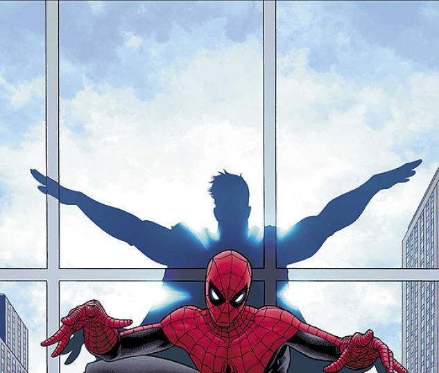 MARVEL KNIGHTS SPIDER-MAN (2007) #16 COVER