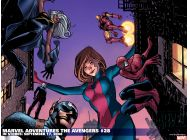 Marvel Adventures the Avengers (2006) #28 Wallpaper
