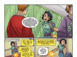 MARVEL HER-OES #2 preview art by Craig Rousseau
