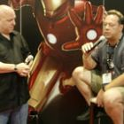 San Diego Comic-Con 2007: Bendis on Quesada at the Marvel Booth [Video]